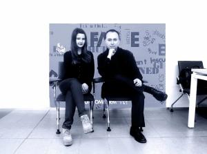 Adolfo Vasquez Rocca D.Phil y Romina  Barahona